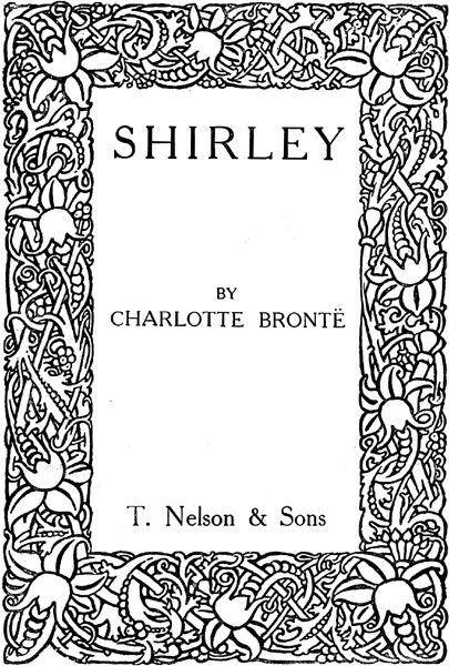 book cover shirley