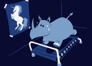 hippo to unicorn