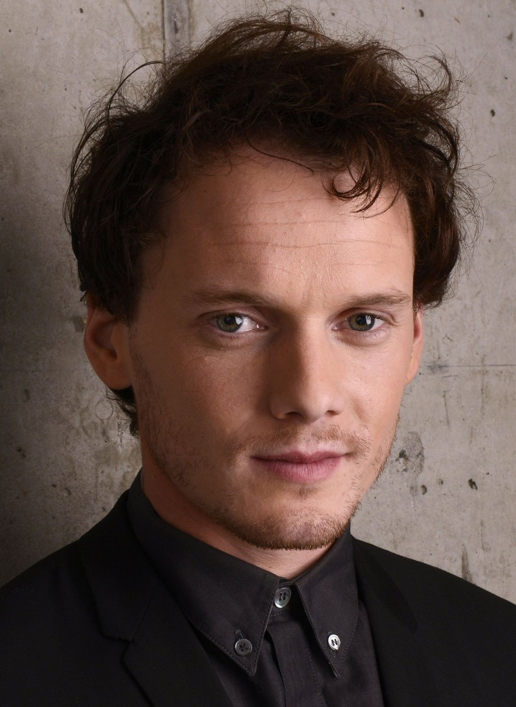 Anton Yelchin; on April 19, 2014 in New York City. Image courtesy of Google Search