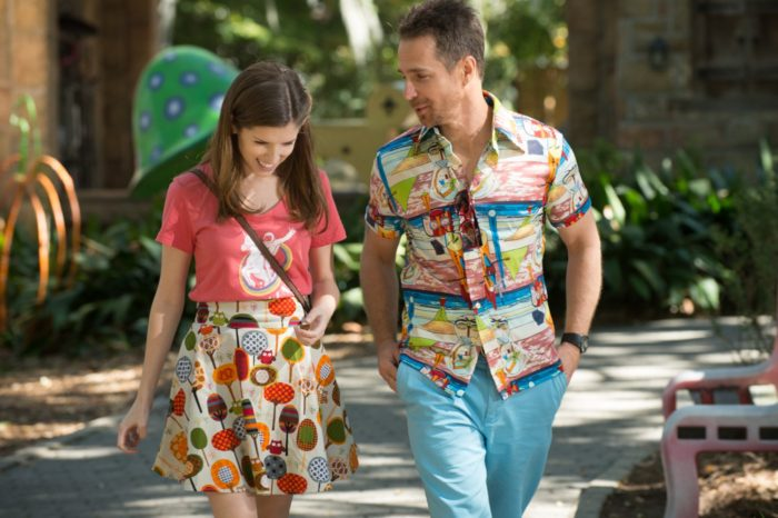 Anna Kendrick and Sam Rockwell in Mr. Right. Source: IMDB