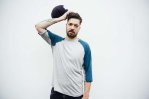 Aesop Rock, courtesy of Rhymesayers.