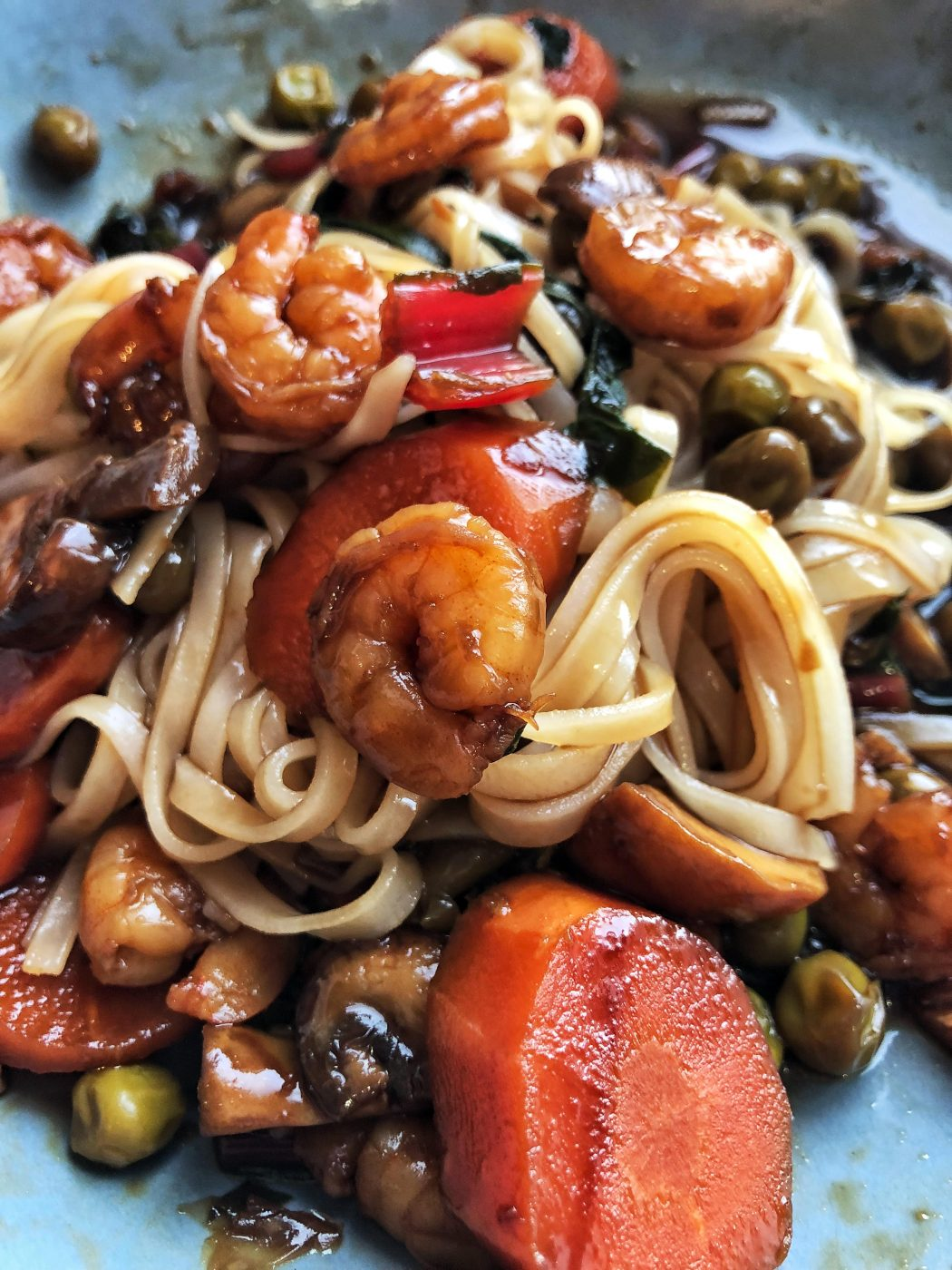 Strangely Good (and Healthy!) Quick Stir-Fry