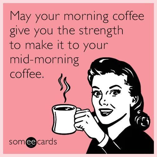 Blog: http://babblingpanda.com/ Image: http://skinnyninjamom.com/top-30-funny-coffee-memes/
