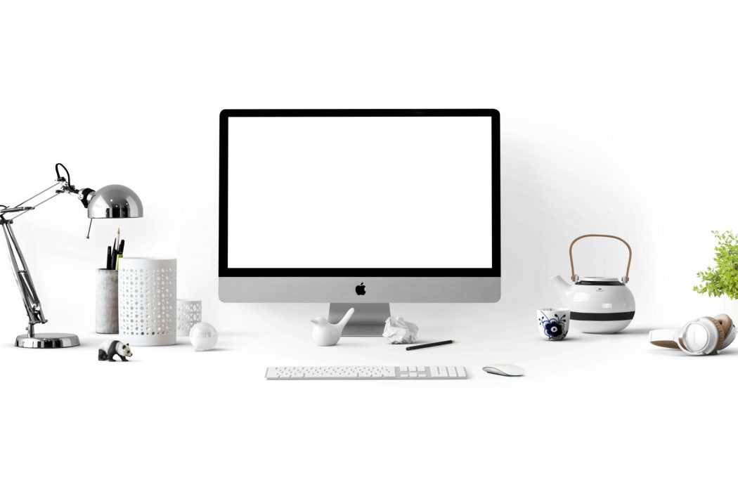 https://www.pexels.com/photo/silver-imac-near-white-ceramic-kettle-205316/